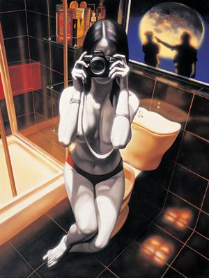 Awesome Contemporary Chinese Art Zhong Biao China 10