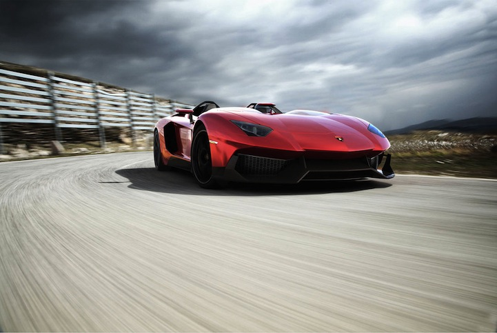 Lamborghini Website Via [Autoblog]