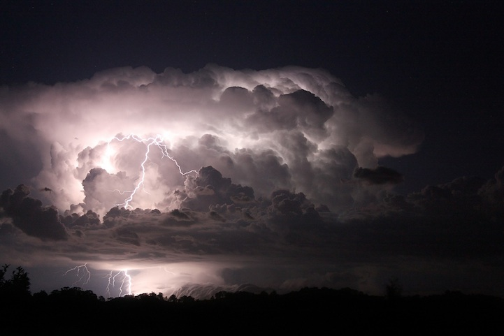 Image result for cloud and thunder images
