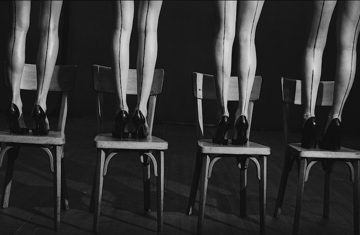 Provocative Black and White Photography by Peter Lindbergh