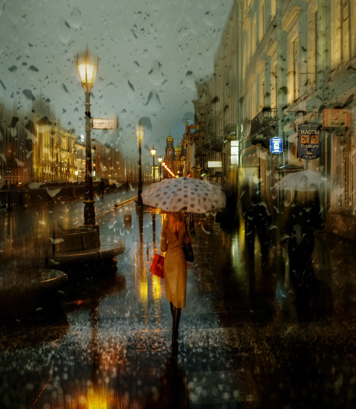 Lovely Rainy Day Photos That Look Like Oil Paintings