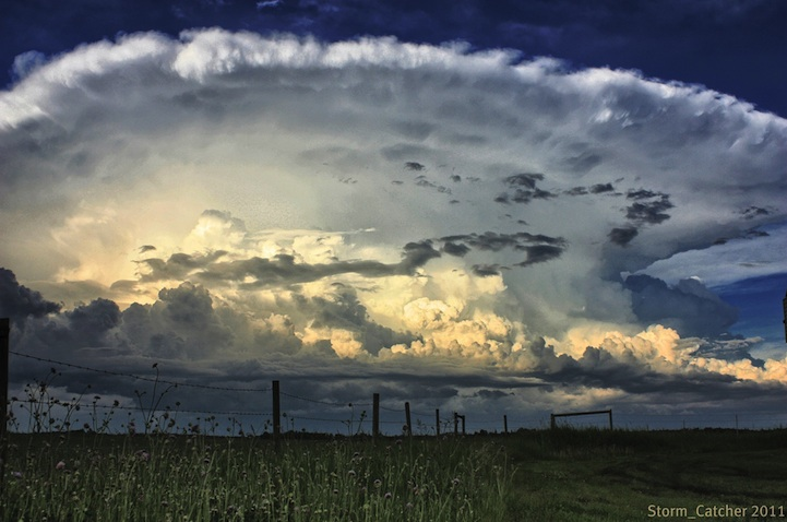 thunderhead clouds wallpaper - photo #16