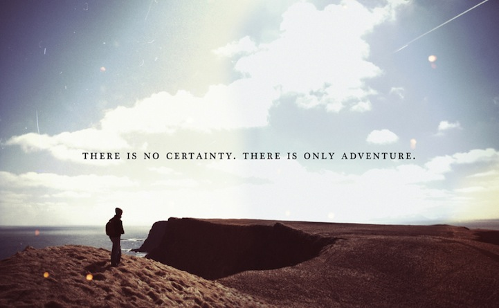 Landscape Quotes Amusing 25 Inspiring Quotes Layered Onto Landscapes Photos