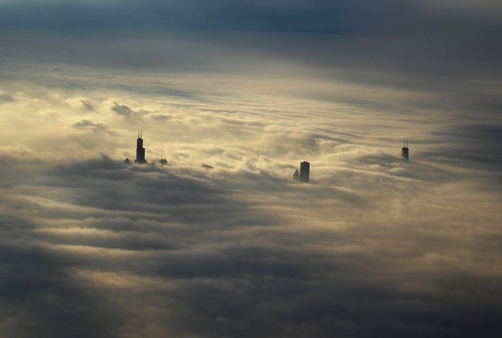 Magical Worlds Exist Just Above the Clouds