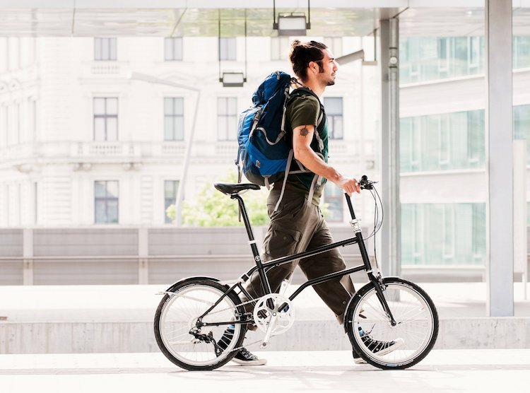 Innovative Vello Bike For Urban Cyclists