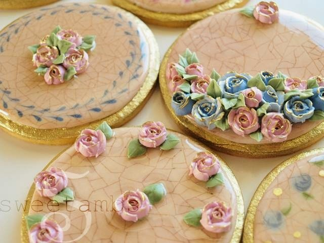 Amazing Cookie Designs Covered with Incredible Details - photo#20