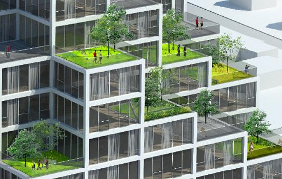 Cool Modern Architecture i love modern architecture - sky village: copenhagen, denmark
