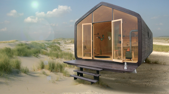 Designers Use Recycled Cardboard to Create Eco-Friendly