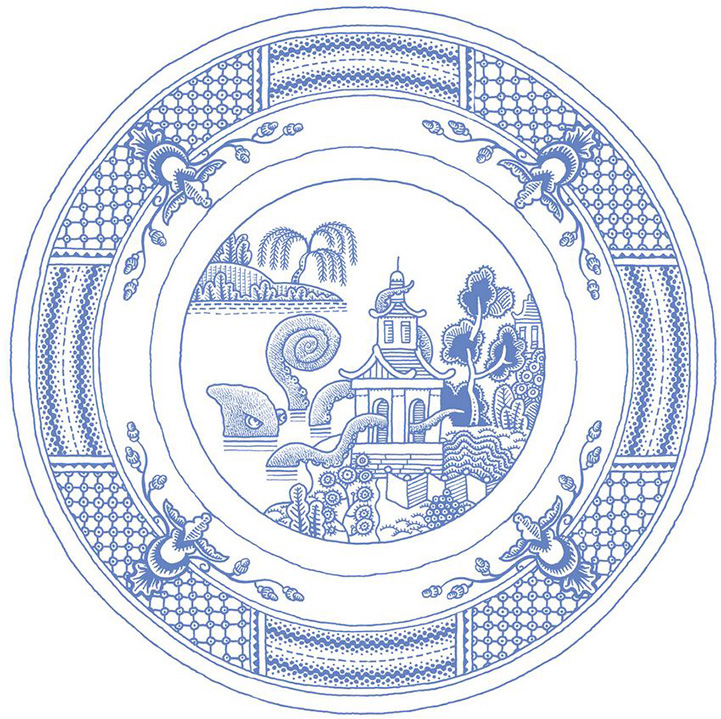 sc 1 st  My Modern Met & Funny Catastrophe Illustrations Camouflaged as Dainty Plates