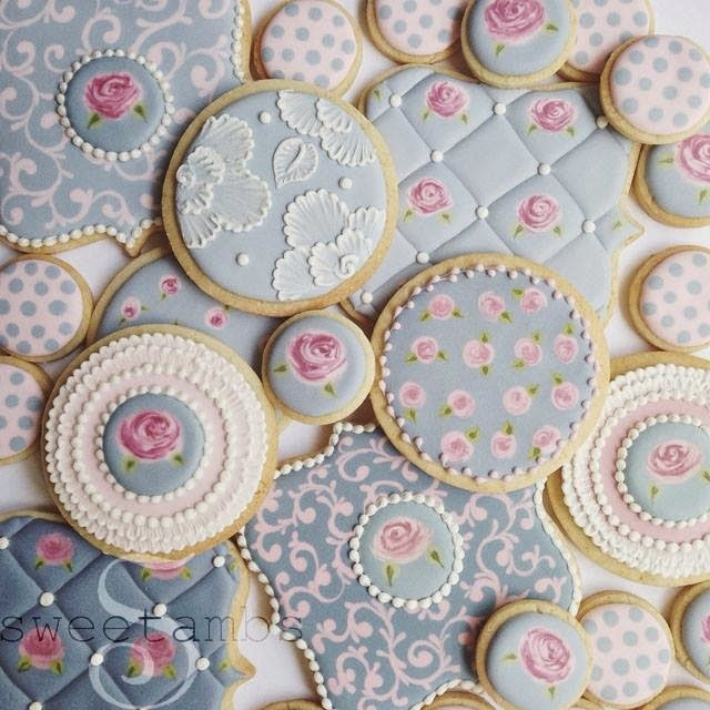 Amazing Cookie Designs Covered with Incredible Details - photo#13