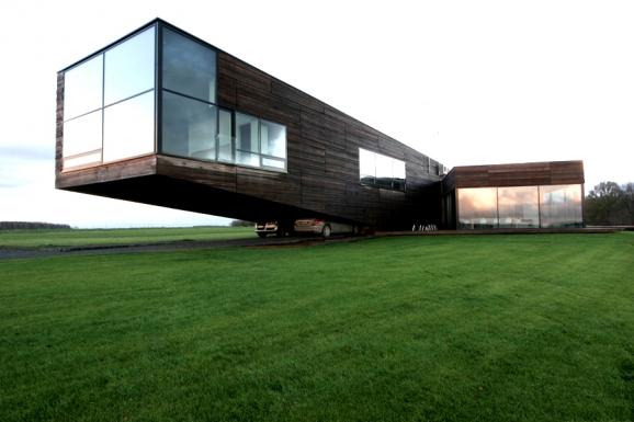Modern Architecture Utriai House 6 pics
