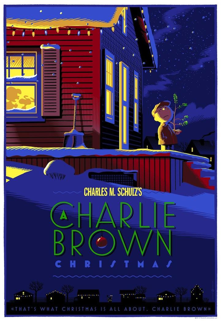 new charlie brown christmas posters - Charlie Brown Christmas Movie