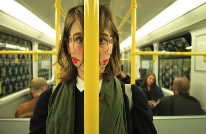 The Extraordinary Life of Germany's Doublefaced Girl
