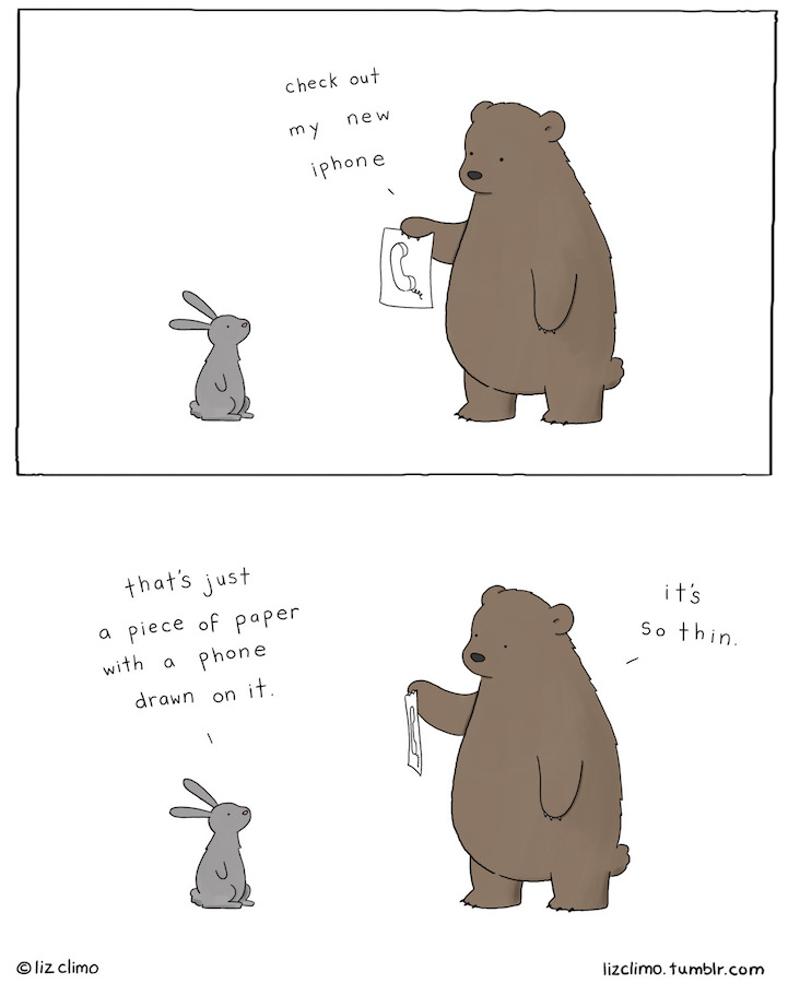 Interview: An Exclusive Peek at New Charmingly Witty Comics by Liz Climo