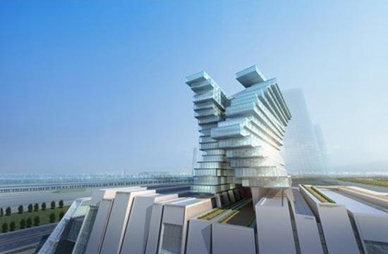 Modern Architecture Hotel