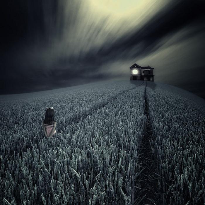 Beautiful And Dark Surreal Art 40 Photos