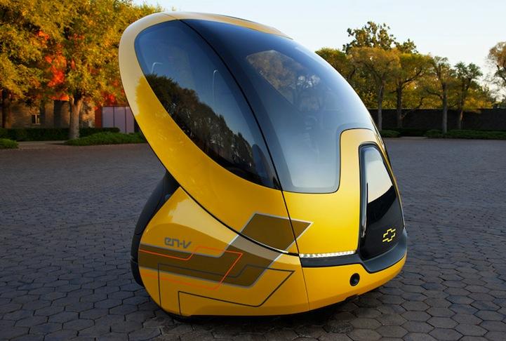 Radically Different ZeroEmission Eco Car
