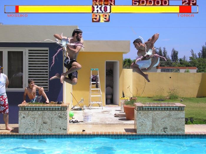 Hadouken! 14 Street Fighter Poses IRL