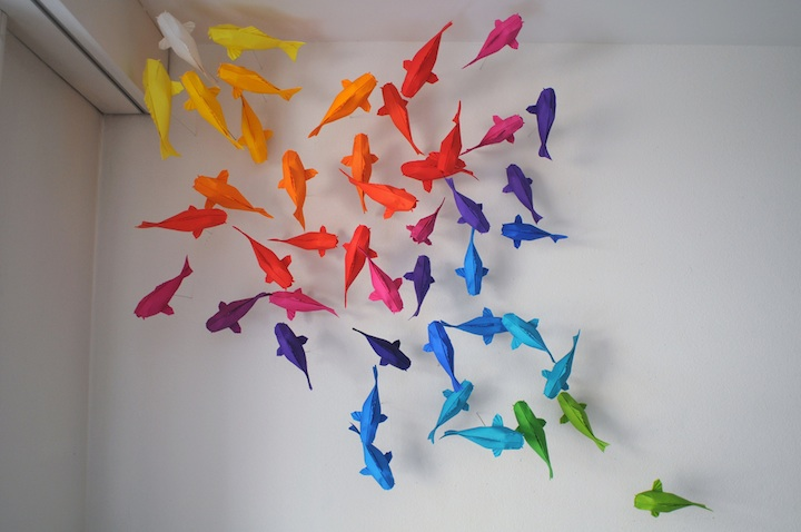 The Most Beautiful Origami Art