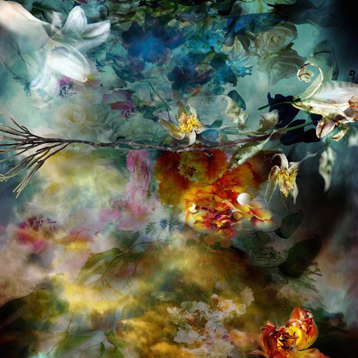 flowers art washes - photo #41