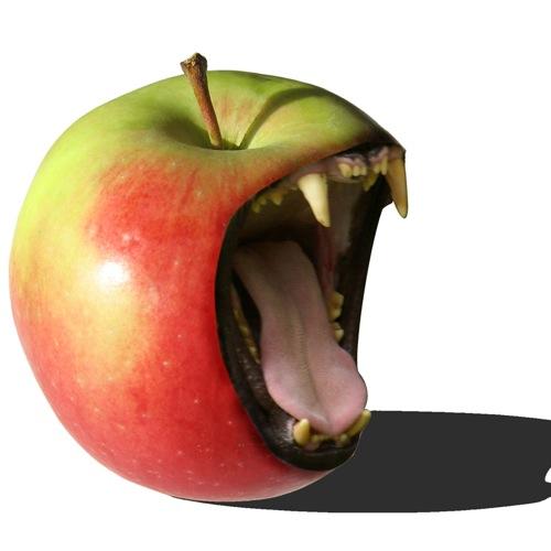 creative apple art and photography 20 pics
