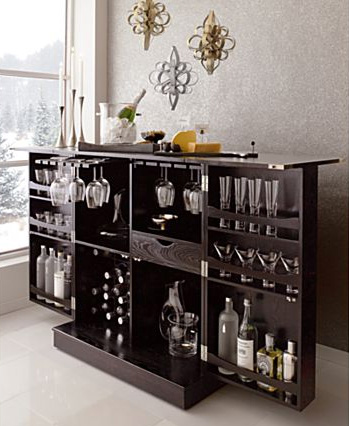 Steamer Bar Cabinet 999 Crate And Barrel