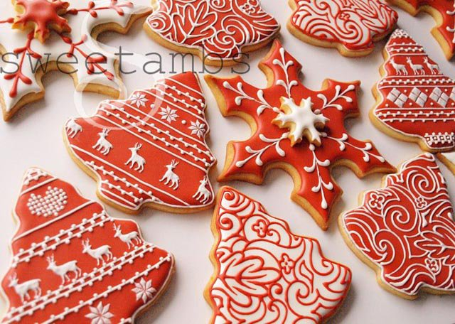 Amazing Cookie Designs Covered with Incredible Details - photo#4