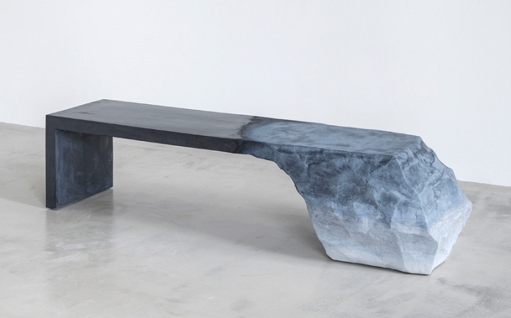 cement furniture. If You Are Interested In Exploring More Of Mastrangelo\u0027s Work, James Gallery Will Be Sharing Some His Collection From January 28-31, 2016 At Artgenve, Cement Furniture