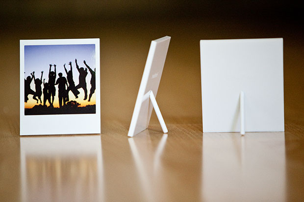 Cool Polaroid Picture Frame And Mirror