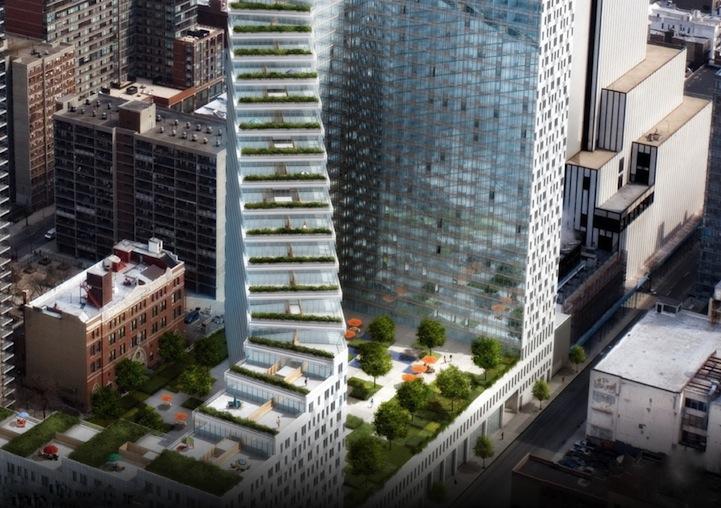 Mercedes Benz Midtown >> NYC's Stairway to Heaven