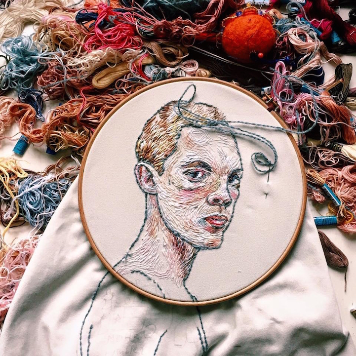 19 Artists Creatively Pushing The Boundaries Of Embroidery