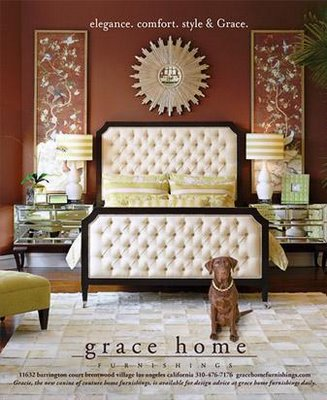 A Step Up From Pottery Barn: Grace Home Furnishings, Brentwood CA