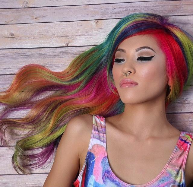 Sand Art Hair\