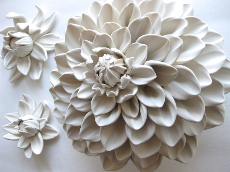 Polymer clay sculptures showcase the intricate parts of nature that polymer clay sculptures showcase the intricate parts of nature that are often overlooked mightylinksfo