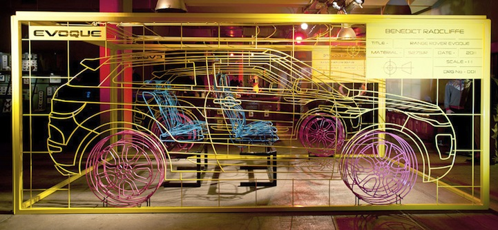 00c583ccb6d Wireframe Range Rover (8 pics)