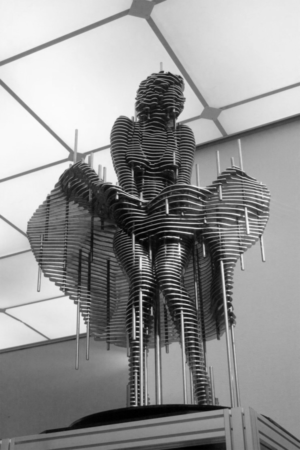 contemporary metal sculpture artists – Fashionsneakers club