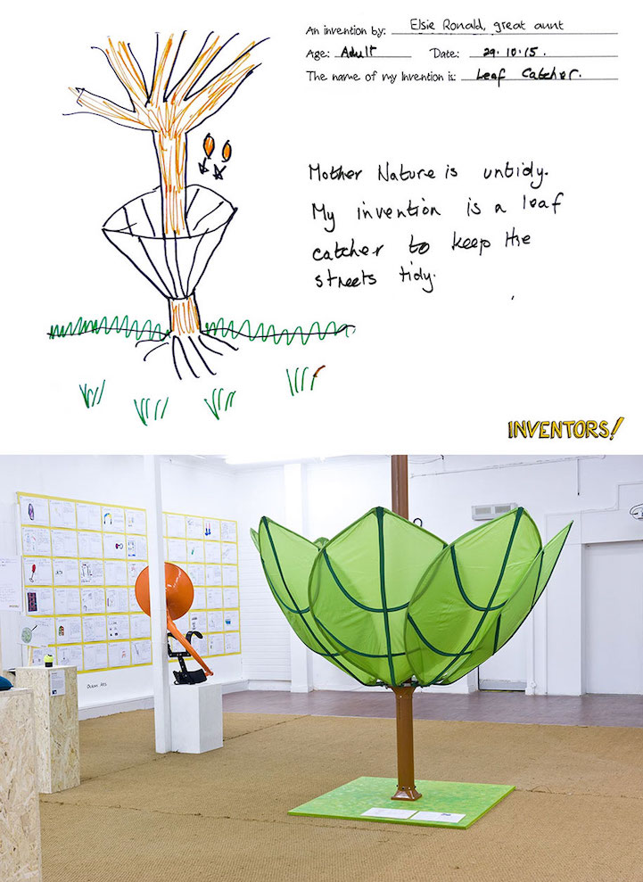 kids creative drawings become real inventions we can use