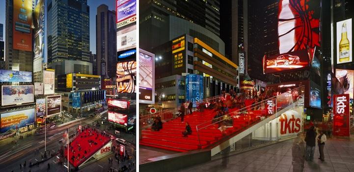 Times Square Alliance · Flatcut Local Projects Robert Silman Associates Zumbtobel Lighting via [Designboom] & Times Squareu0027s BIG Beating Heart azcodes.com