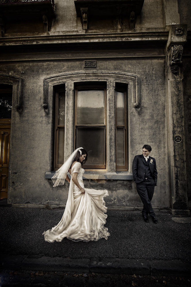 Wedding Photography Styles Explained: Wedding Photography Inspired By Paintings And Film Noir
