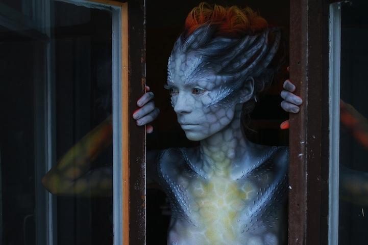 5cc26dceb Ordinary Women Transformed into Alien Femme Fatales