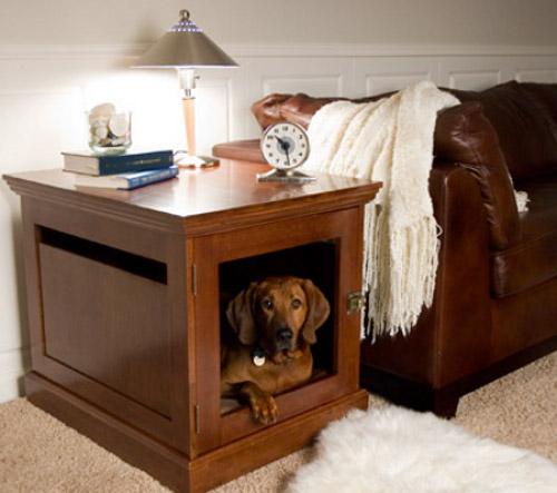 Townhouse Indoor Dog House