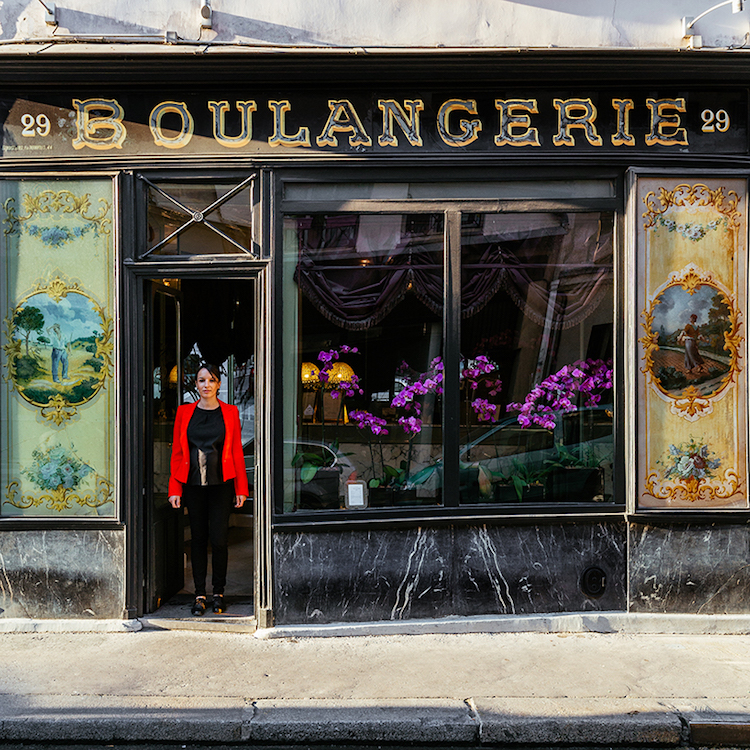 Oldest Bakery In Paris Transformed Into Boutique Hotel