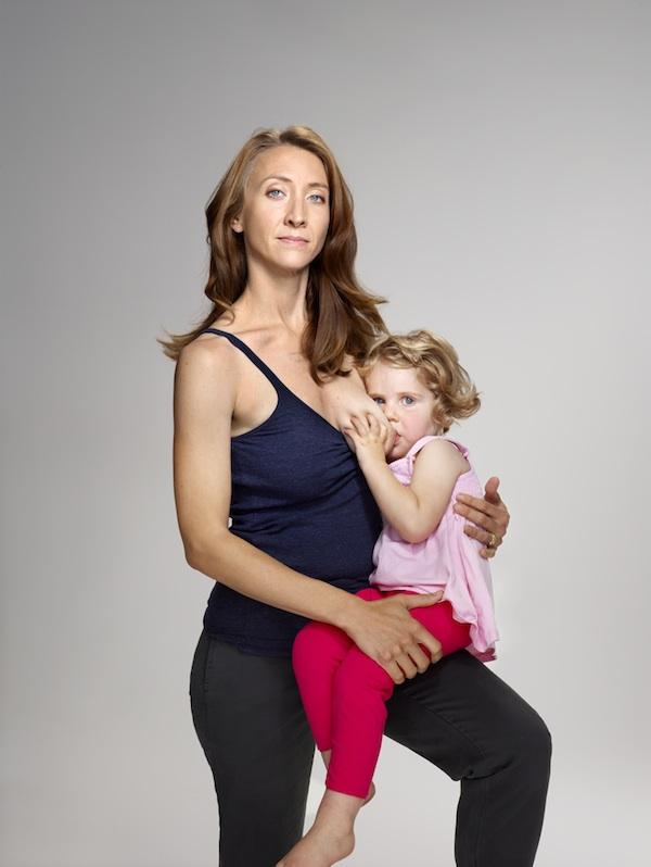 фото у мамы большая грудь