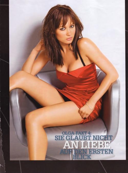 WATCH: Olga Kurylenko Nude & Pussy! New Leaked Photos