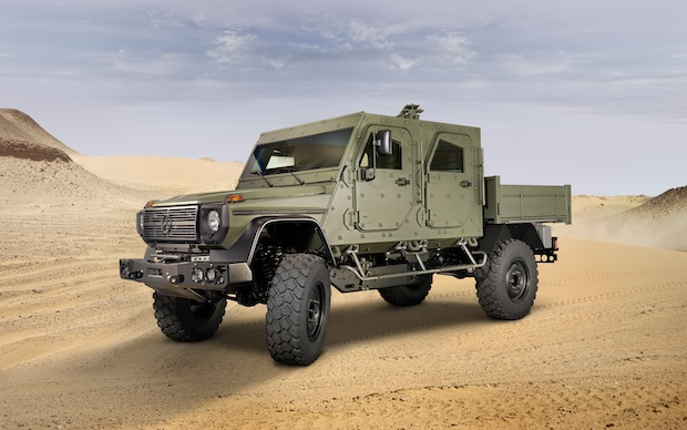Mercedes Benz Quot Protection Class Quot Armored Vehicles 3 Pics