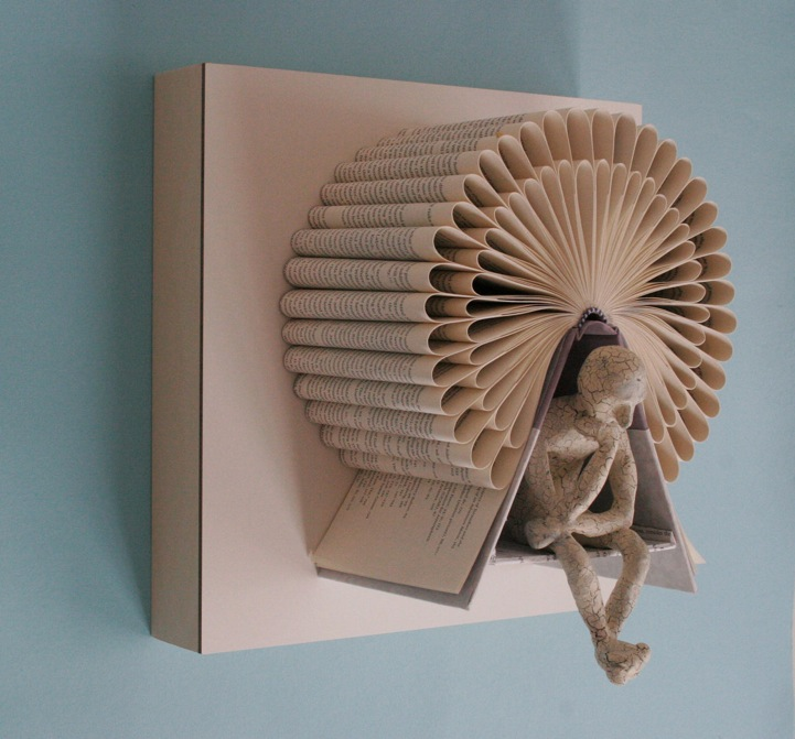The thinking mans book sculptures gumiabroncs Image collections