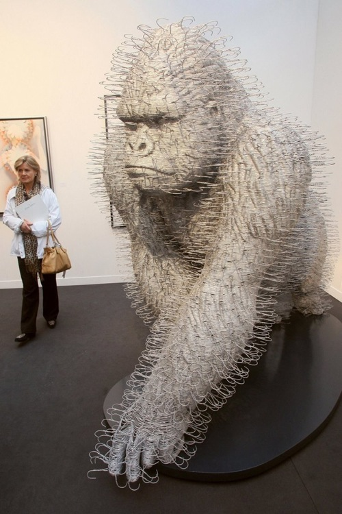 22 of the Coolest Sculptures You'll Ever See