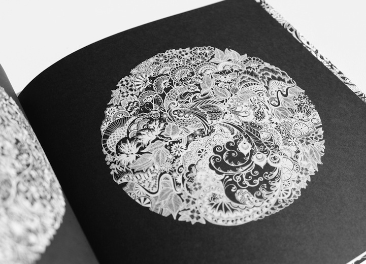 Intricate Coloring Book Johanna Basford