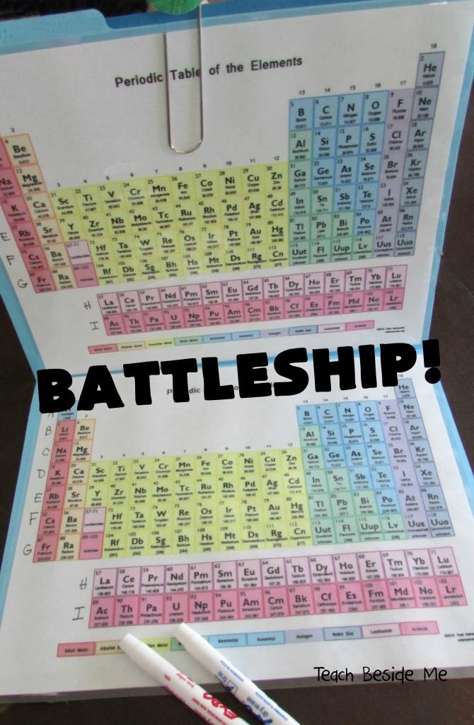 Mom Puts An Educational Twist On Battleship To Help Kids Learn The