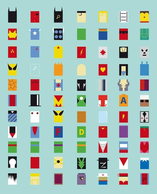 All Superheroes Names List